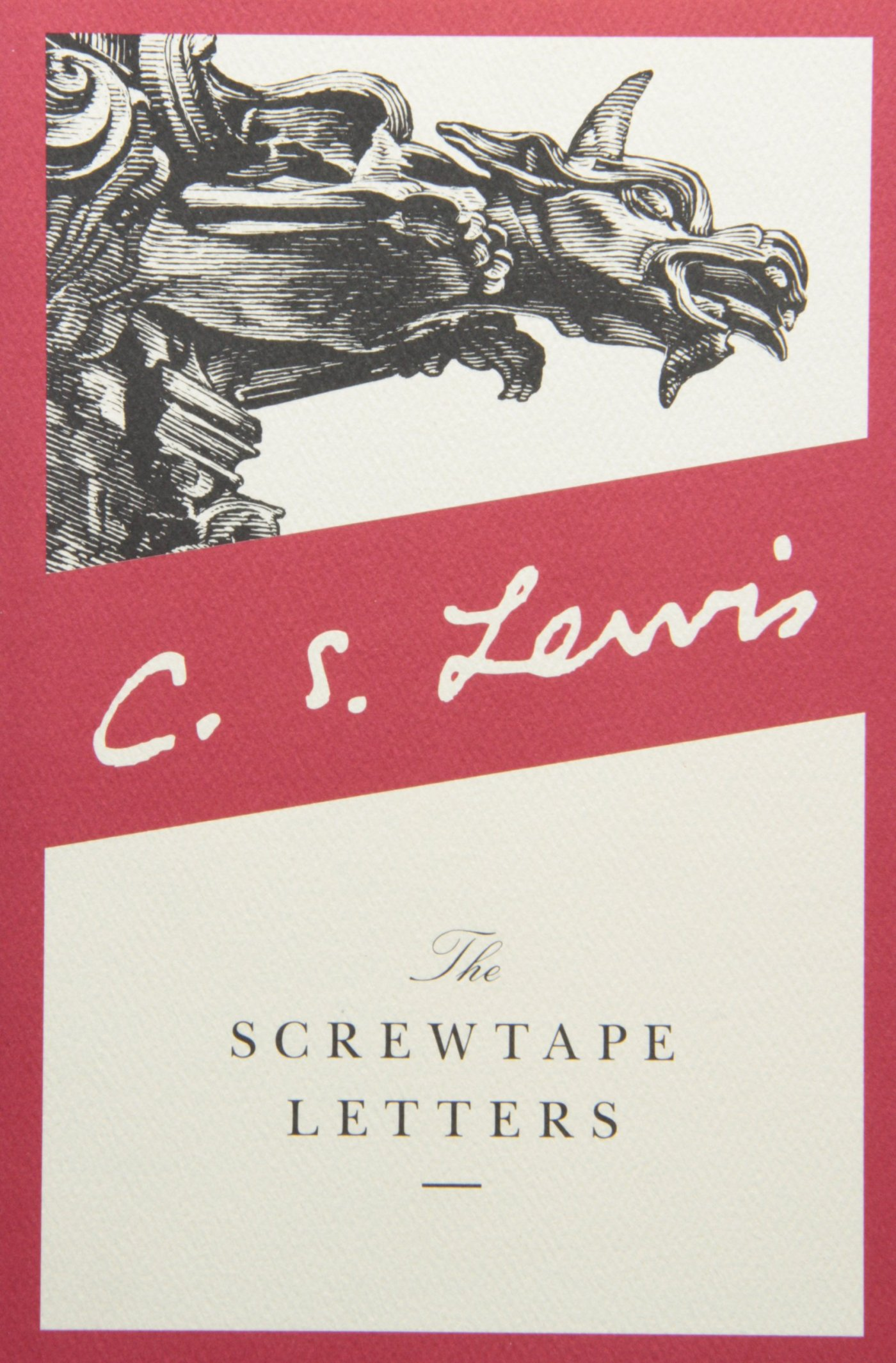 the screwtape letters and subjective relativism His most famous works, including mere christianity and the screwtape letters, are appreciated for their humor and defense of the christian faith however, in recent years, his work the abolition of man has not received attention like his other, more accessible writings.