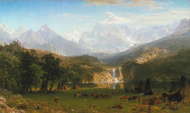 Albert_Bierstadt_-_The_Rocky_Mountains,_Lander's_Peak