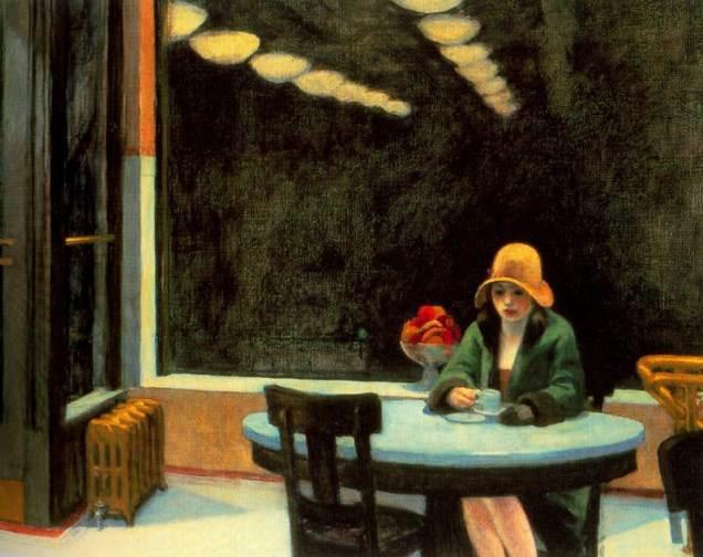 """""""Automat"""", Edward Hopper"""