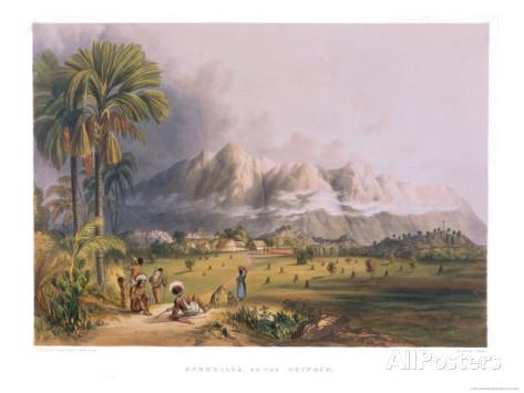 """Esmeralda, on the Orinoco"", Paul Gauci"